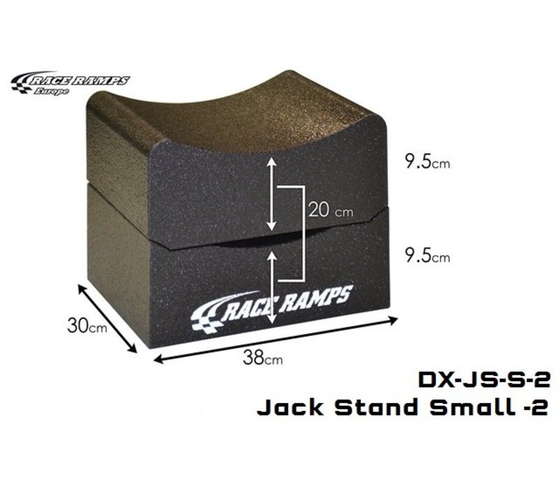 Jack Stand Small (set of 2, 4pcs total)
