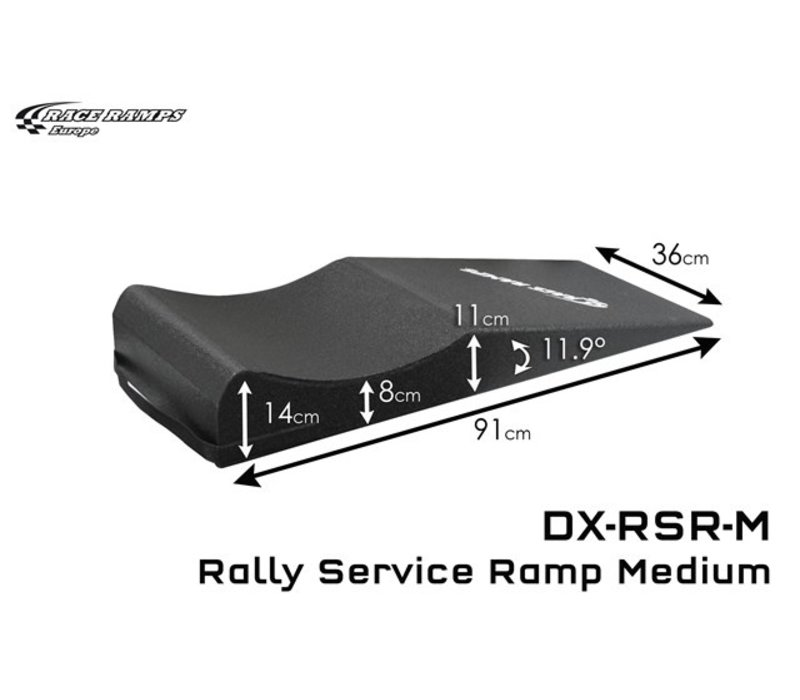 Rally Service Ramp Medium (set of 2)
