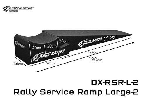 Race Ramp Rally Service Ramp Large (set of 2, 4 pcs total)