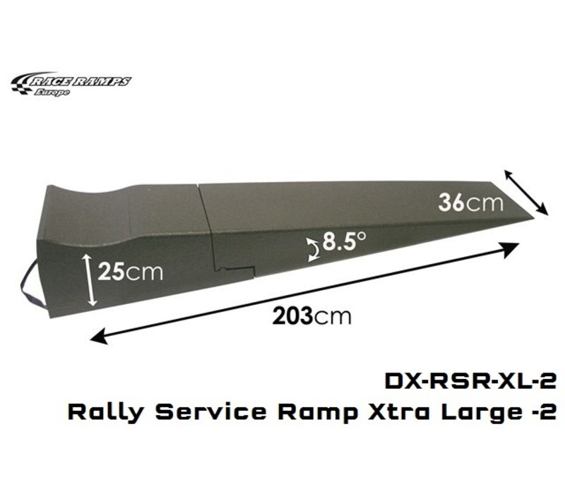 Rally Service Ramp XLarge (set of 2)