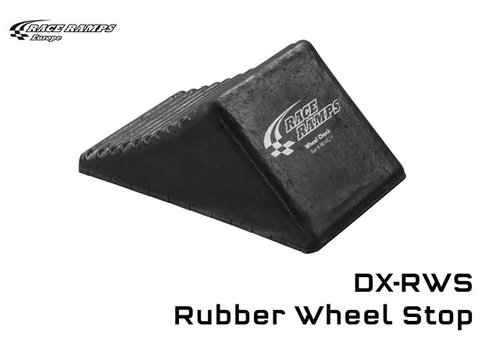 Race Ramp Rubber Wheel Chock (set of 4 Pcs)
