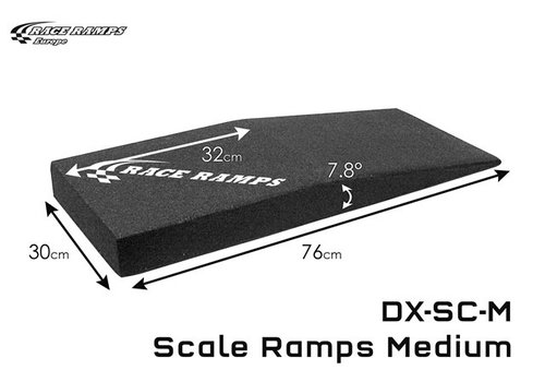 Race Ramp Scale Ramp Medium (set of 2)