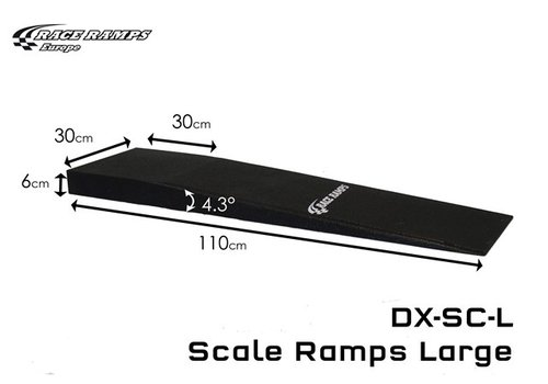 Race Ramp Scale Ramp Large (set of 2)