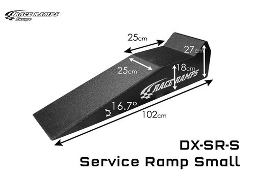 Race Ramp Service Ramp Small (set of 2)