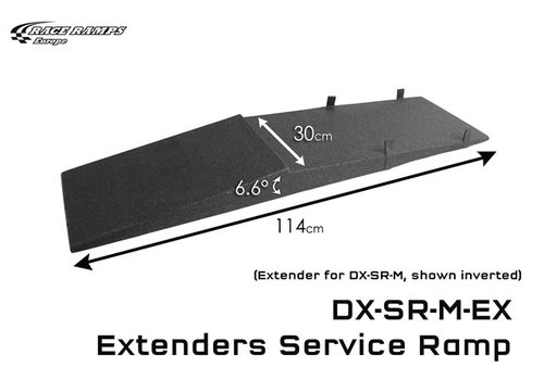 Race Ramp Extenders Service Ramp Medium (set of 2)