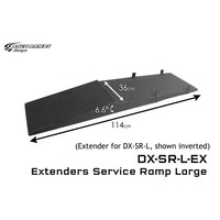 Extenders Service Ramp Large (set of 2)
