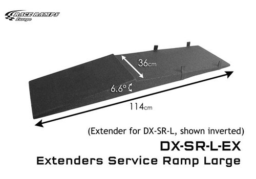 Race Ramp Extenders Service Ramp Large (set of 2)