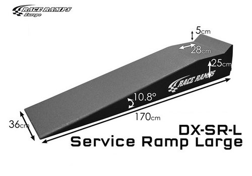 Race Ramp Service Ramp Large (set of 2)