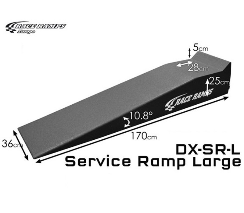 Service Ramp Large (set of 2)