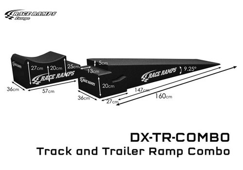 Race Ramp Service & Trailer Ramp (set of 2)