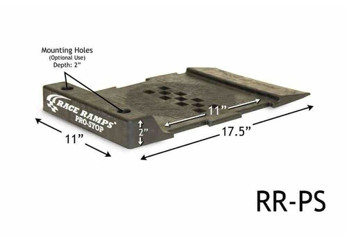 Race Ramp Pro Stop Parking Guide (set of 2)