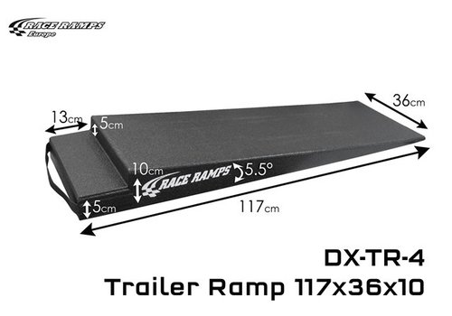Race Ramp Trailer Ramps TR-4: 117x36x10 (set of 2)