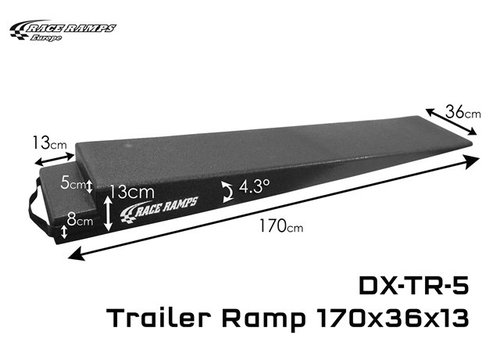 Race Ramp Trailer Ramps TR-5: 170x36x13 (set of 2)