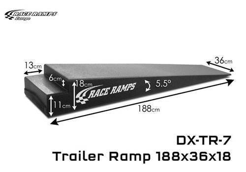 Race Ramp Trailer Ramps TR-7: 188x36x18 (set of 2)