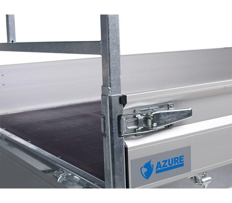Nieuwe Hapert Azure met huif 405x180x180cm ( 2000 - 3500kg )8