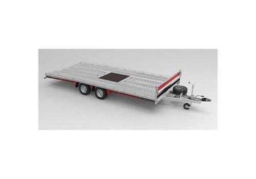 Brian James Trailers Brian James T4 Auto transporter 550x222cm ( 3500kg ) met oprijplaten