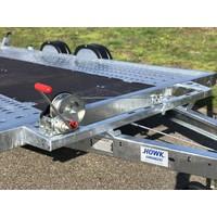 Brian James trailer A4 Auto transporter 450x200cm ( 2600kg )