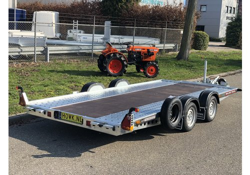 Brian James Trailers Brian James A4 Auto transporter 500x200cm ( 3000kg )