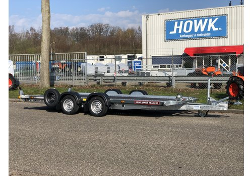 Brian James Trailers Brian James A4 Auto transporter 400x180cm ( 2000-2600kg )