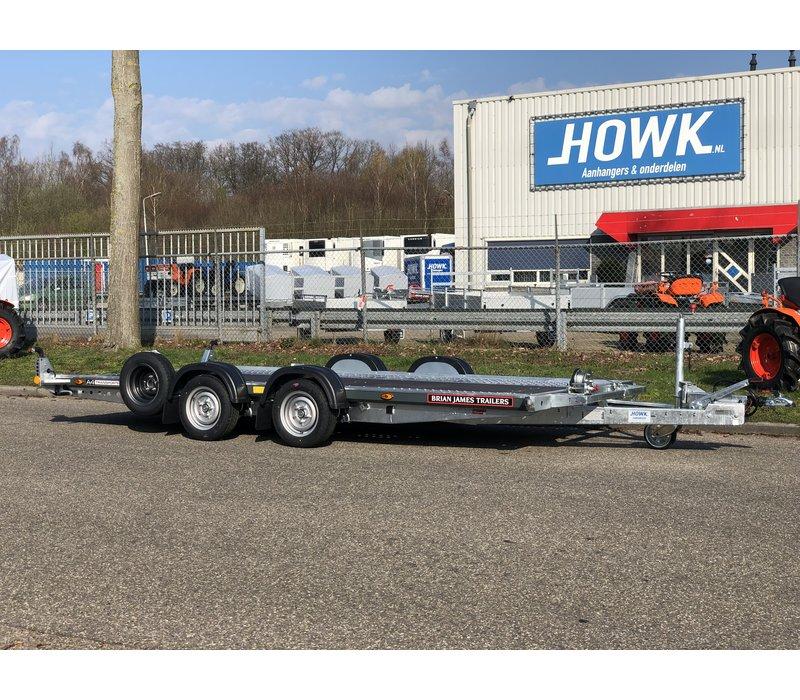 Brian James A4 Auto transporter 400x180cm ( 2000-2600kg )