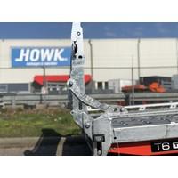 Brian James T6 Auto transporter 550x220cm ( 3500kg )