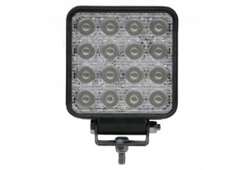 HOWK FABRILCAR Werklamp LED 3500F 45W breedstraler