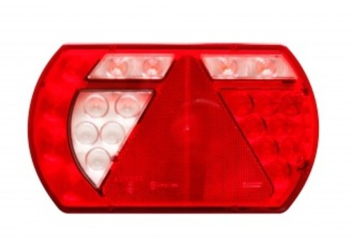 LUCIDITY LUCIDITY LED links met 5-polig bajonet aansluiting