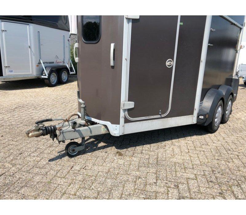 Gebruikte Ifor williams HB511 paardentrailer