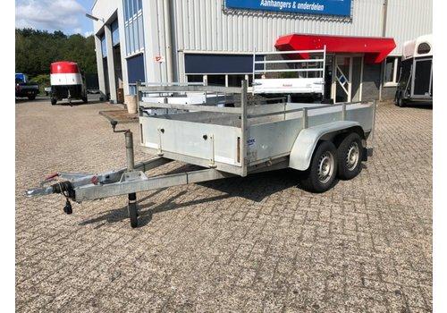 Anssems aanhangwagens Gebruikte Anssems BSX 301x150cm ( 2000kg ) tandemasser geremd