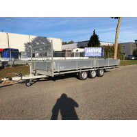 Gebruikte Hulco Medax-3 502x203 3500kg Tridem ( 3500kg )