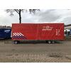 Hulco Aanhangwagens Gebruikte huif t.b.v. Hulco Schamelwagen 811x211x252cm