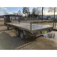 Gebruikte schamelwagen 550x220cm ( 3500kg )
