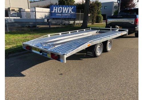 Hapert Aanhangwagens Hapert Indigo HF-2 Auto 405x200 (2700kg)