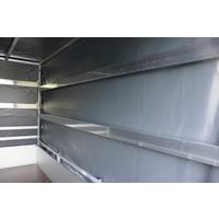 Nieuwe Anssems BSX 2500 met huif 301x150x180cm ( 2500kg )