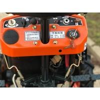 Gebruikte Minitrekker Kubota B7001 4x4