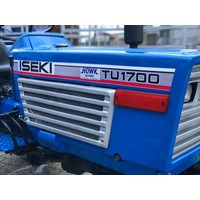Gebruikte mini trekker ISEKI TU1700 4x4