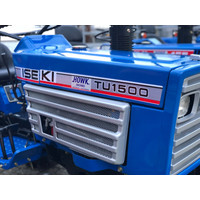 Gebruikte mini trekker ISEKI TU1500 4x4