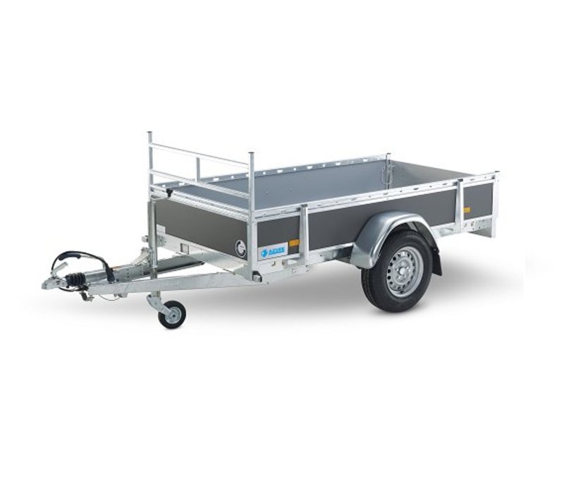 Nieuwe Hapert Azure L-1 200x110cm (750kg-1800kg)