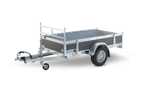 Hapert Aanhangwagens Nieuwe Hapert Azure L-1 200x130cm (750kg-1800kg)