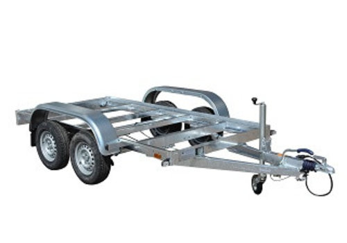 Hapert Aanhangwagens Nieuwe Hapert Azure L-2 Chassis 250x130cm (2000-3500kg)