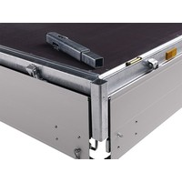 Nieuwe Haper Azure H-1 280x160cm  enkelasser  750-1800kg