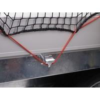 Nieuwe Haper Azure H-1 280x180cm  enkelasser  750-1800kg