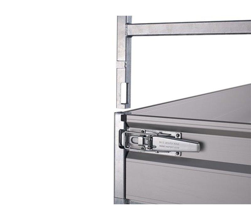 Nieuwe Hapert Azure 455x222cm ( 3500kg ) Tridem