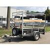 Verdonk Gebruikte verdonk bakwagen enkelasser c.a. 250x130cm geremd