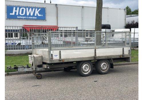 Sallas Gebruikte Sallas plateauwagen c.a. 350x180cm ( 2000kg )
