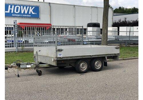 Wasco Gebruikte Wasco plateauwagen c.a. 300x180cm ( 2000kg )