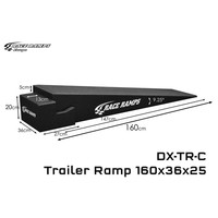 Trailer Ramp C: 160x36x20 (set of 2, 4 pcs total)