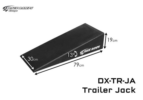 Race Ramp Trailer Jack (1 piece)