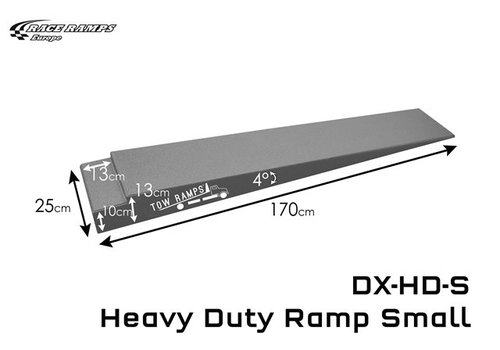 Race Ramp Trailer Ramp Heavy duty small: 170x25x13(set of 2)