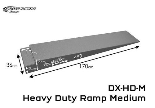 Race Ramp Trailer Ramp Heavy duty medium: 170x36x13(set of 2)